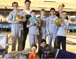 SSAF Bowling Competition