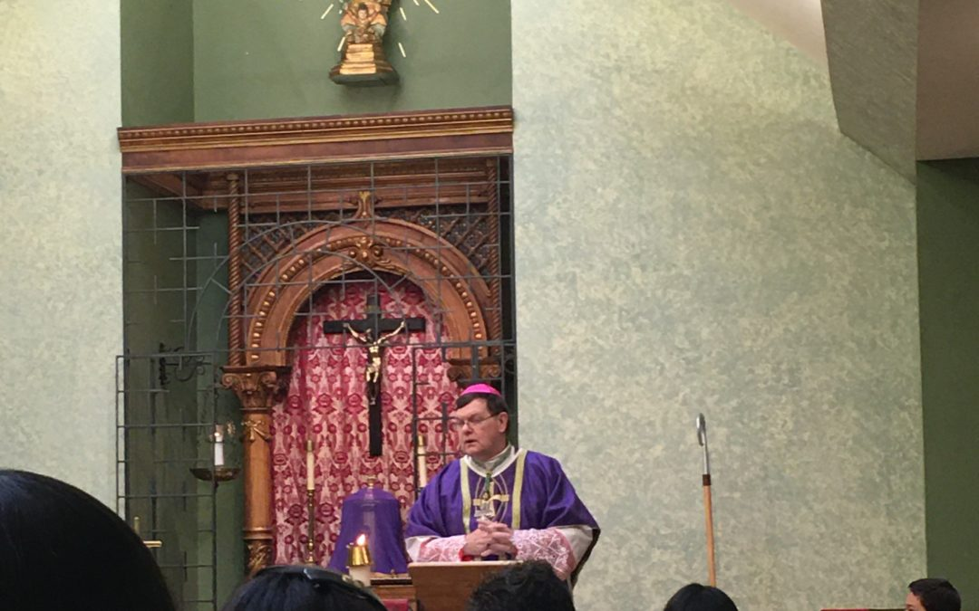 Christmas Mass, Carols, and Family Luncheon