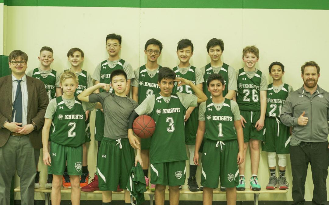 Knignt's Basketball!!