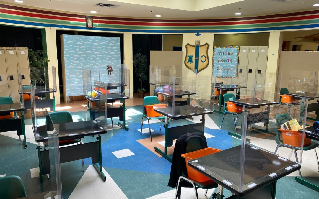 COVID-19 School Re-Opening Plan
