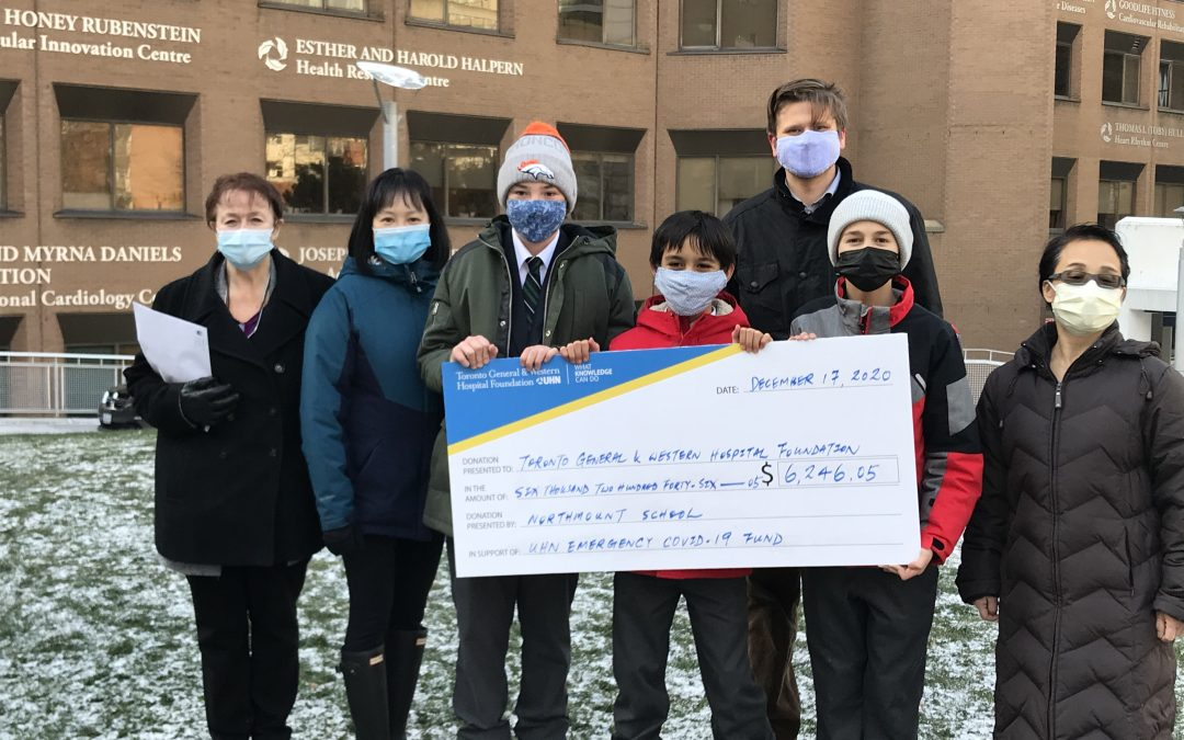 Support For UHN